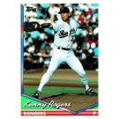 1994 Topps #413 Kenny Rogers