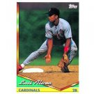 1994 Topps #416 Luis Alicea