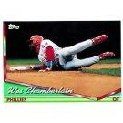 1994 Topps #419 Wes Chamberlain
