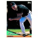 1994 Topps #429 Bryan Hickerson