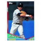 1994 Topps #432 Mike Gallego