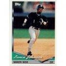 1994 Topps #452 Lance Johnson