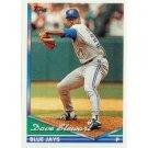 1994 Topps #455 Dave Stewart