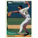1994 Topps #465 Dennis Eckersley