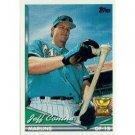 1994 Topps #466 Jeff Conine