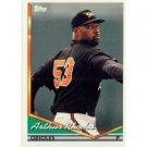 1994 Topps #477 Arthur Rhodes