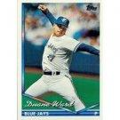 1994 Topps #483 Duane Ward