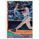 1994 Topps #488 Eric Davis