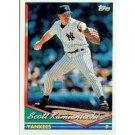 1994 Topps #489 Scott Kamieniecki
