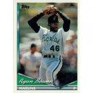 1994 Topps #494 Ryan Bowen