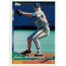1994 Topps #497 John Wetteland