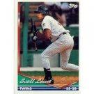 1994 Topps #517 Scott Leius