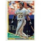 1994 Topps #518 Lloyd McClendon