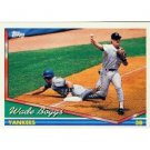 1994 Topps #520 Wade Boggs