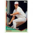1994 Topps #533 Roger Mason