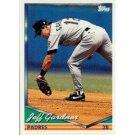 1994 Topps #544 Jeff Gardner