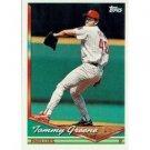 1994 Topps #570 Tommy Greene