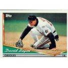 1994 Topps #571 David Segui