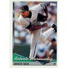 1994 Topps #572 Roberto Hernandez