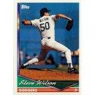 1994 Topps #573 Steve Wilson
