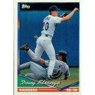 1994 Topps #591 Doug Strange