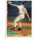 1994 Topps #592 Jay Howell