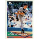 1994 Topps #596 Hilly Hathaway