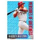 1994 Topps #608 Darren Daulton Measures of Greatness