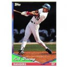 1994 Topps #618 Rob Ducey