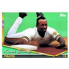 1994 Topps #622 Kevin Young