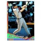 1994 Topps #626 Chris Gomez
