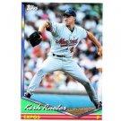 1994 Topps #628 Kirk Rueter
