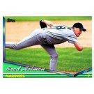 1994 Topps #631 Brad Holman