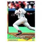 1994 Topps #632 Brian Jordan