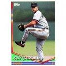 1994 Topps #654 Bill Gullickson