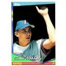 1994 Topps #656 Chris Nabholz