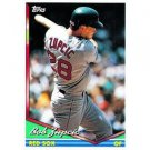 1994 Topps #661 Bob Zupcic