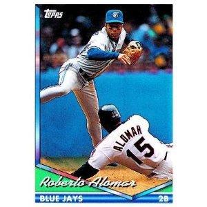 1994 Topps #675 Roberto Alomar