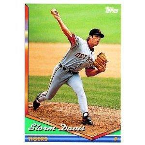 1994 Topps #682 Storm Davis