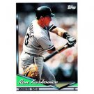1994 Topps #684 Ron Karkovice