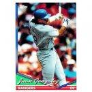 1994 Topps #685 Juan Gonzalez