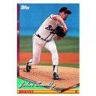 1994 Topps #687 John Smoltz
