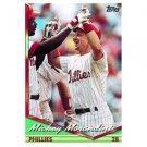 1994 Topps #692 Mickey Morandini