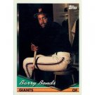 1994 Topps #700 Barry Bonds