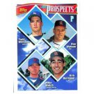 1994 Topps #713 Todd Williams, Ron Watson, Kirk Bullinger, Mike Welch