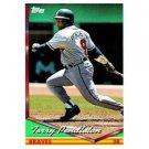 1994 Topps #735 Terry Pendleton