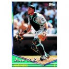 1994 Topps #736 Dave Valle