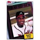 1994 Topps #752 Andre King