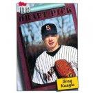 1994 Topps #753 Greg Keagle