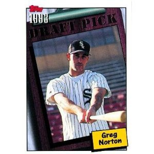 1994 Topps #758 Greg Norton